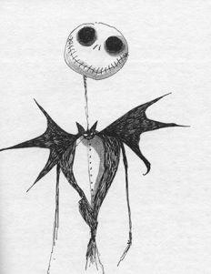 jack by Tim Burton