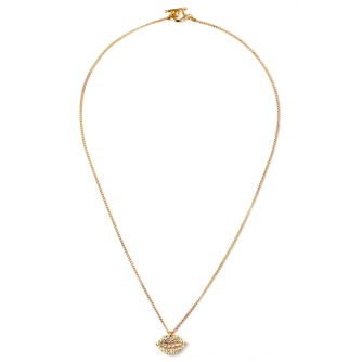 LE BAISER NECKLACE