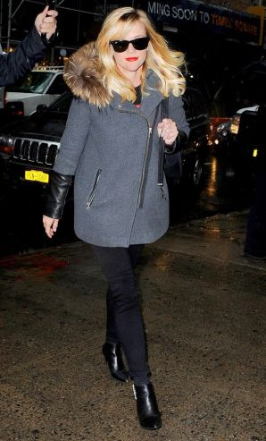 Reese Witherspoon coat