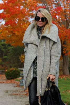 winter coat Maison Scotch