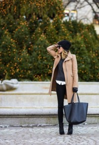everydayfacts beige coat