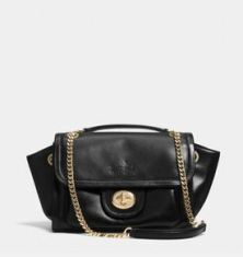 everydayfacts coach NY black bag