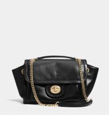 everydayfacts coach NY black bag