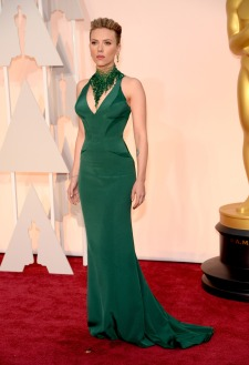 Dresses at the Oscars 2015