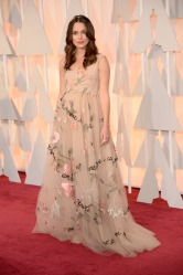 Dresses at the Oscars 2015 Keira Knightley