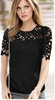 everydayfacts lace sleeves