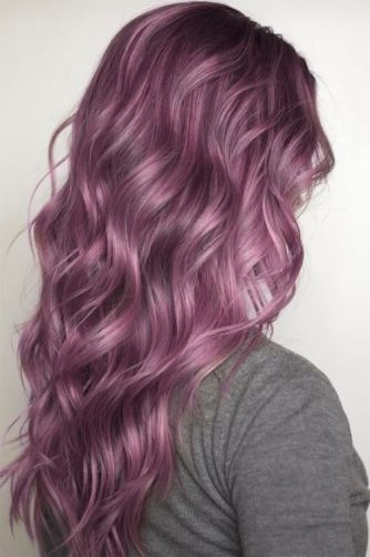 everydayfacts light purple hair