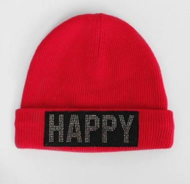 zadig and voltaire happy beanie