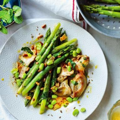 everydayfatcs artichokes_and_asparagus_granada_style