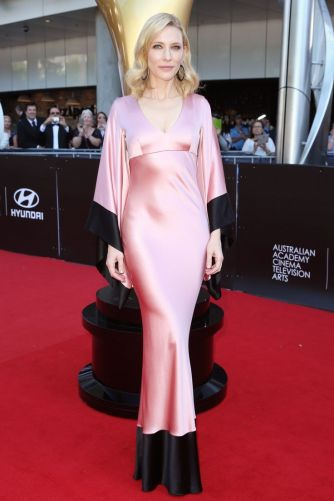 everydayfacts Cate Blanchett AACTA Awards, Sydney 2015