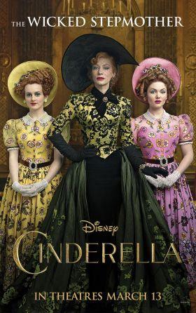 everydayfacts Cate Blanchett Cindarella Poster