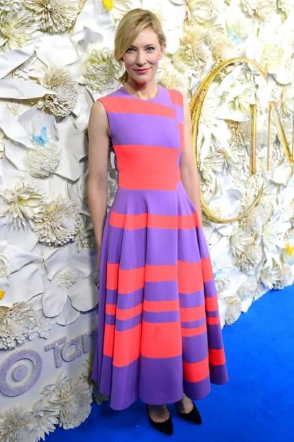 everydayfacts Cate Blanchett Cindarella Premiere