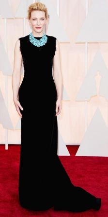 everydayfacts Cate Blanchett Oscars 2015