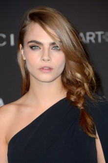 everydayfacts hair inspiration Cara Delevingne