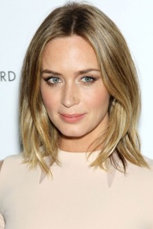 everydayfacts hair inspiration Emily Blunt