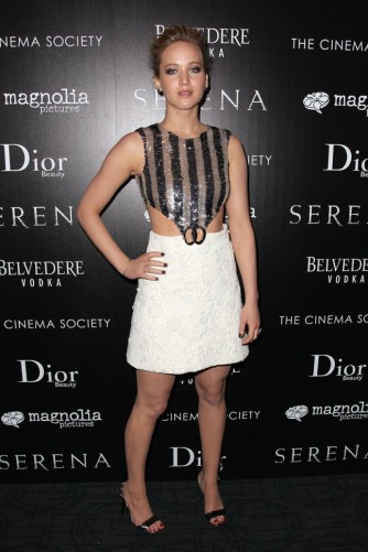 Jennifer-Lawrence- Dior dress