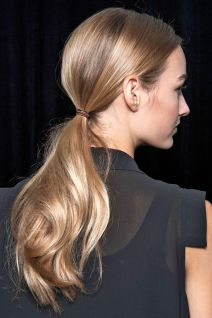 everydayfacts low ponytail