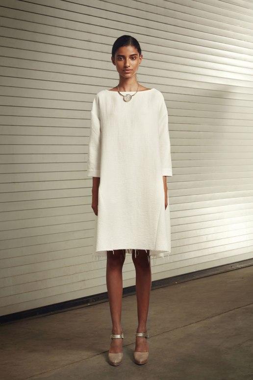 everydayfacts Rachel Comey White dress