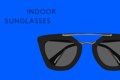 indoor sunglasses