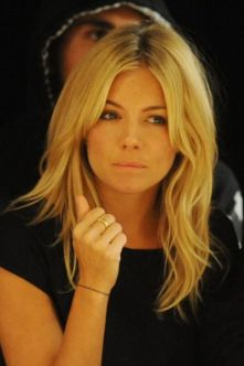 long bangs everydayfacts sienna miller
