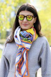 everydayfacts scarves Giovanna Battaglia