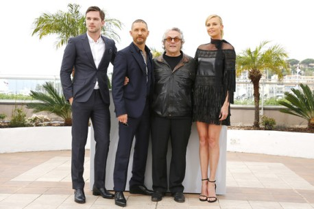 everydayfacts cannes 2015 Charlize Theron and Tom Hardy