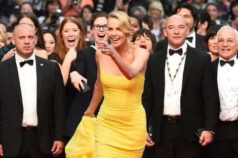 everydayfacts Charlize Theron