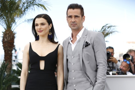 everydayfacts cannes 2015 Rachel Weisz & Colin Farrell