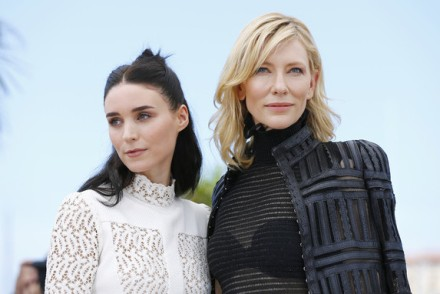 everydayfacts cannes 2015 Rooney Mara and Cate Blanchett