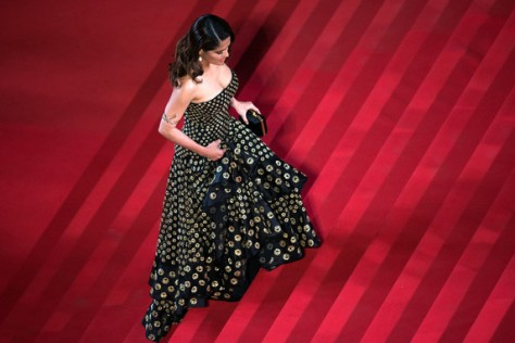 everydayfacts cannes 2015 Salma Hayek