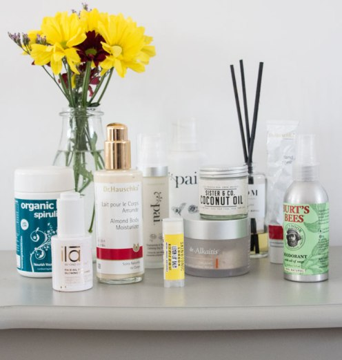 everydayfacts deliciously ella natural beauty products