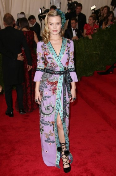 Met Gala 2015 Georgia May Jagger