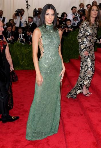 Met Gala 2015 Kendall Jenner