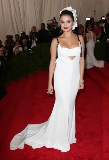 Met Gala 2015 Selena Gomez