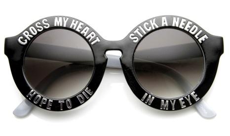everydayfacts Zero UV Sunglasses