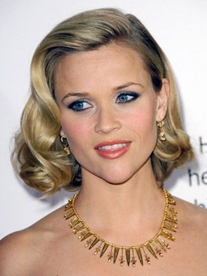 everydayfacts glam waves reese witherspoon