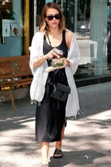 Style Inspiration Jessica Alba
