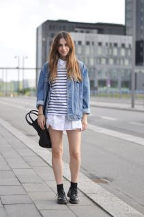 everydayfacts denim jacket