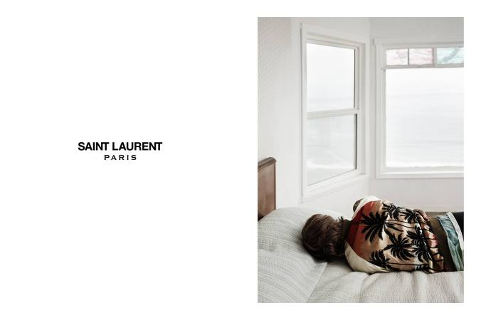 everydayfacts Saint Laurent ad campaign SS 16