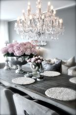 everydayfacts home decor grey and dusty pink