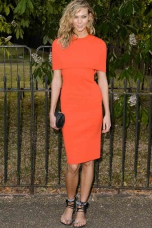 Karlie Kloss At The Serpentine Summer Party