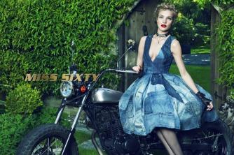 everydayfacts Natalia Vodianova Miss Sixty FW15 16