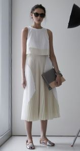 everydayfacts pleated skirts
