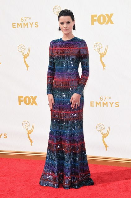 everydayfacts Emmy 2015 Jaimie Alexander