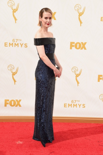 everydayfacts Emmy 2015 Sarah Paulson
