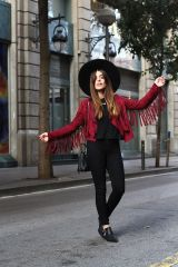 everydayfacts fringe jacket