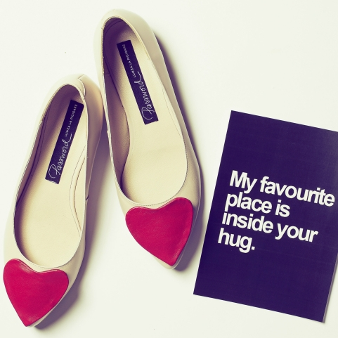 Password Shoes Big Hug