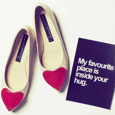 Password Shoes Big Hug