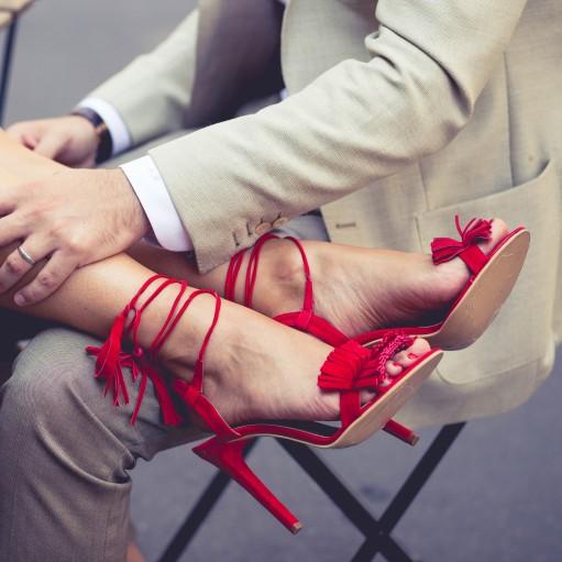 Password shoes Jules