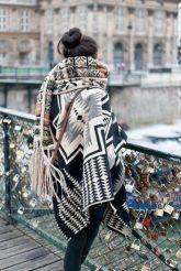 everydayfacts blanket scarf paris